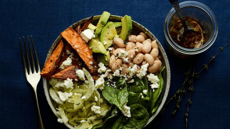 8 Veggie Protein Power Bowls