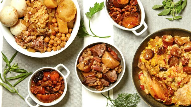 A Taste of Cholent Plus 25 Different Cholent Recipes
