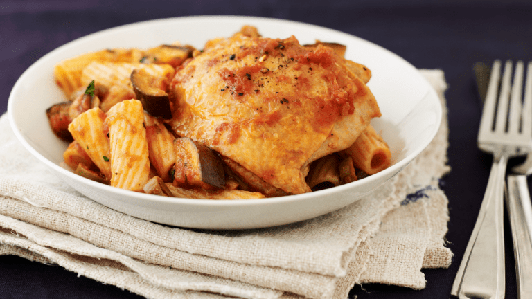 Chicken Based Dishes in Crockpot
