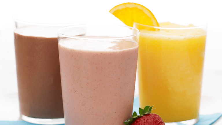 Healthy Summer Smoothie Recipes