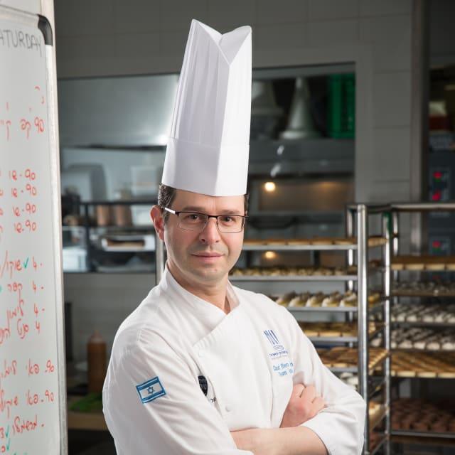 Chef Claude Ben-Simon