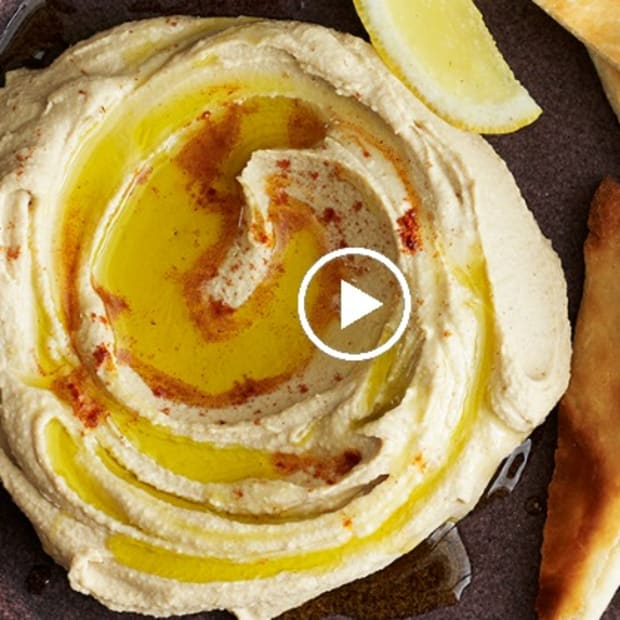 lemon lovers hummus video