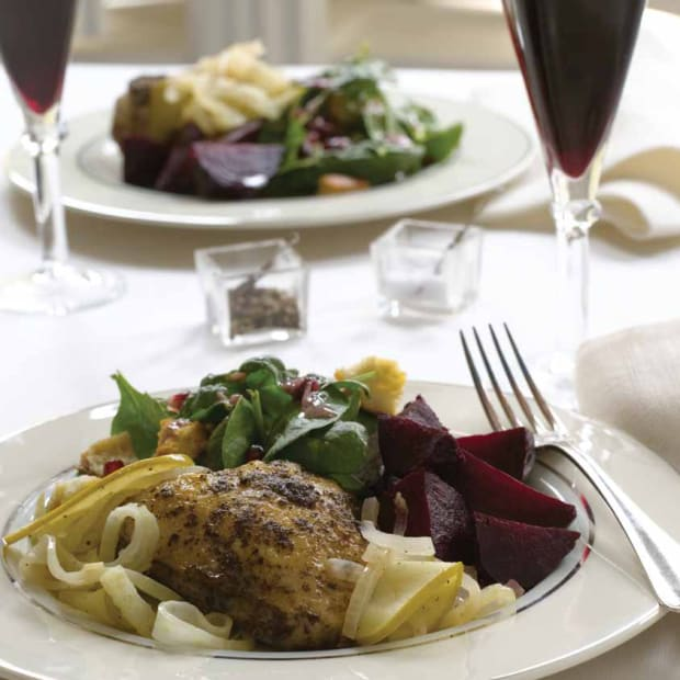 chicken with apples (241)