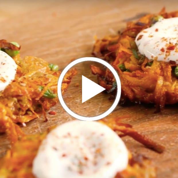 No Potato Latkes Video
