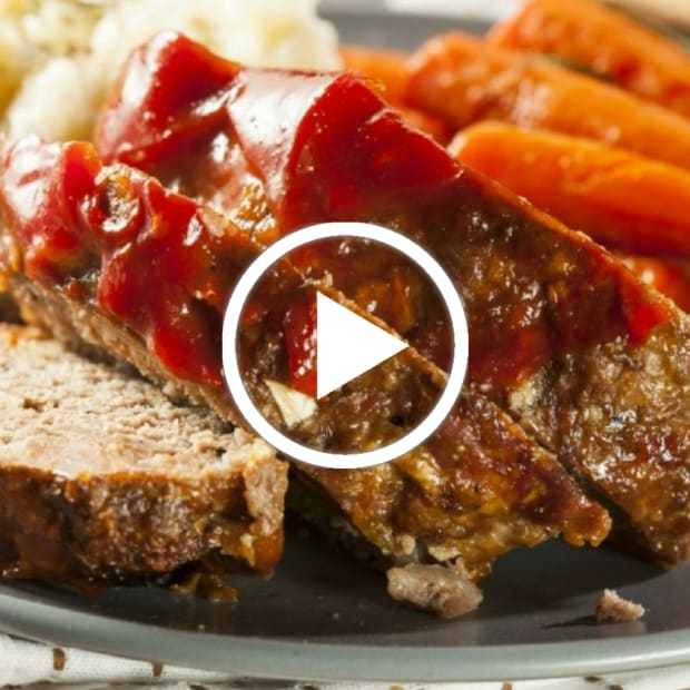 BBQ meatloaf video