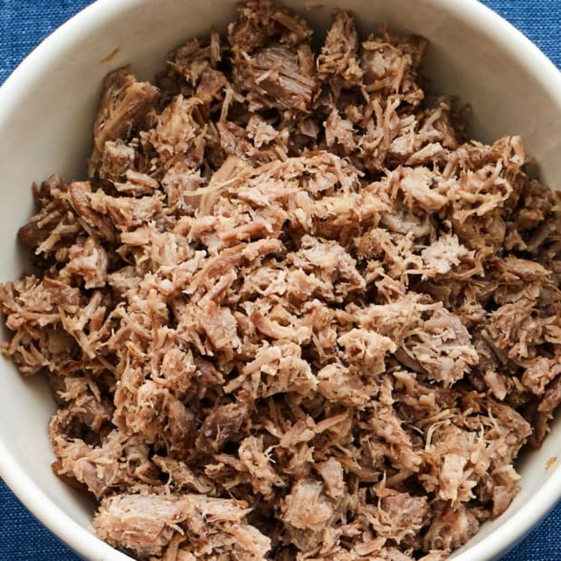 Traditional Meat Kreplach Filling