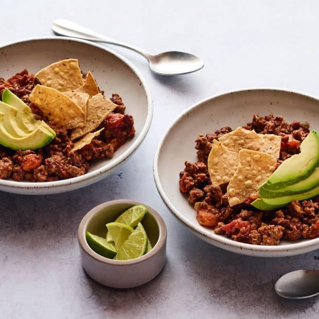 Instant Pot Asian Chili