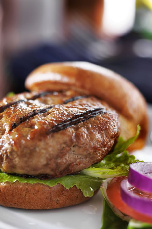 Perfect Grow and Behold Burgers