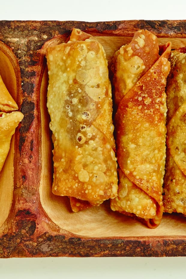 Pulled Beef Eggrolls