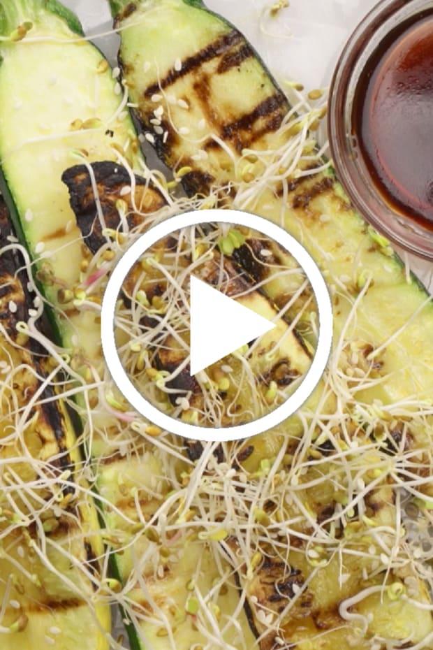zucchini steaks