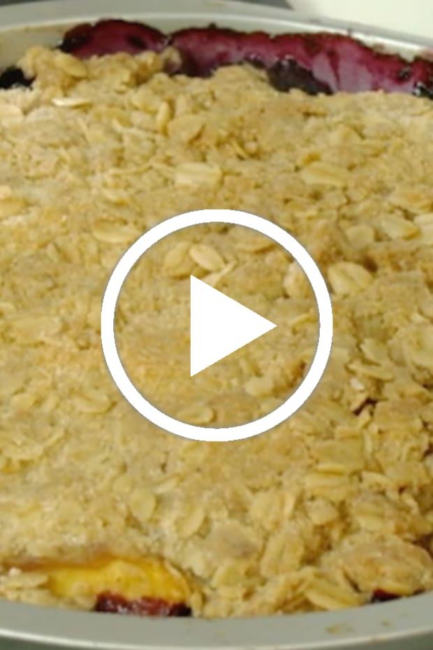 hawaij shortcut fruit crisp video