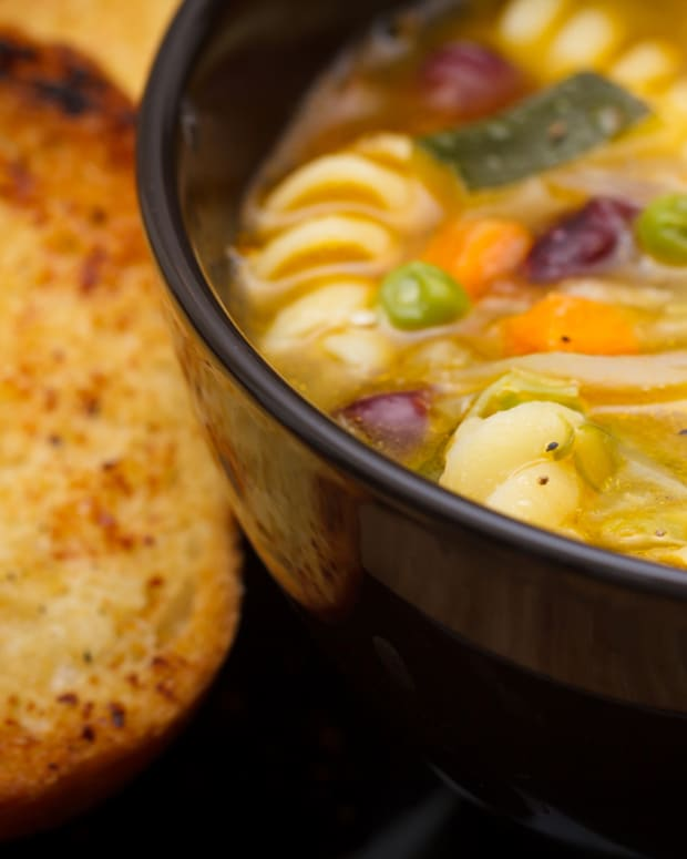 spicy minestrone
