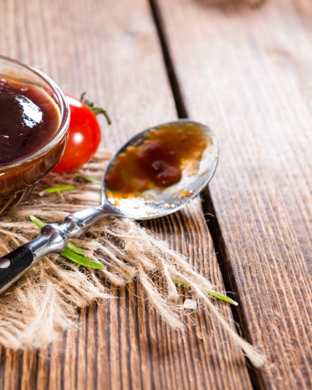 french dressing barbecue sauce