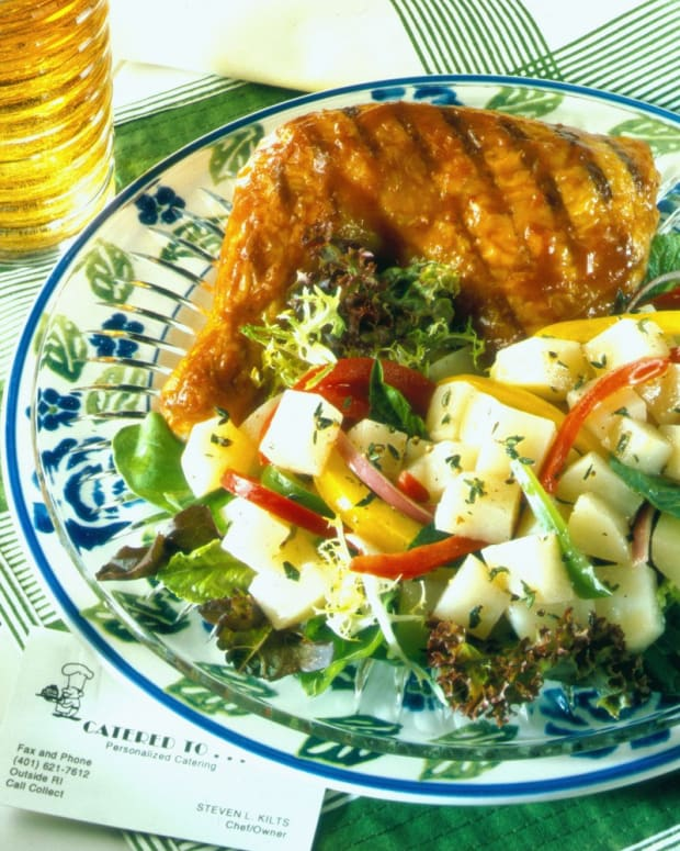 idaho potato salad nicoise