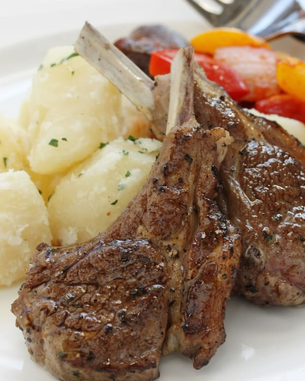 Sensational Lamb Chops