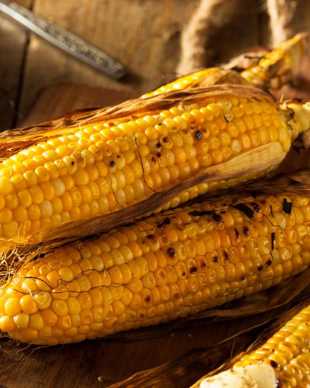 how to grill corn