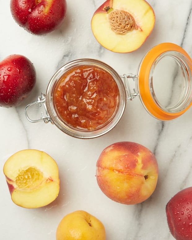 "Stone-Fruit ""Duck"" Sauce"