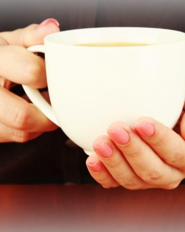 comforting coffee
