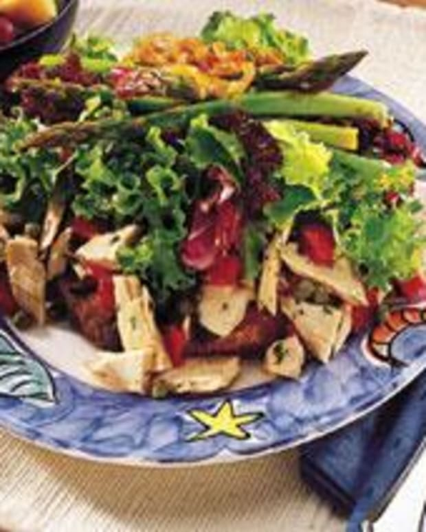 Tuna Salad Rustico