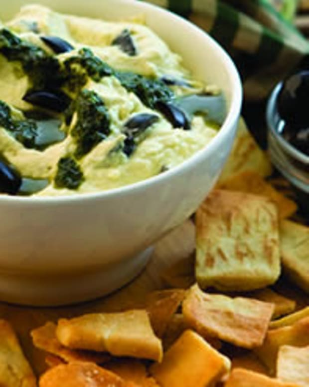 Artichoke Party Dip