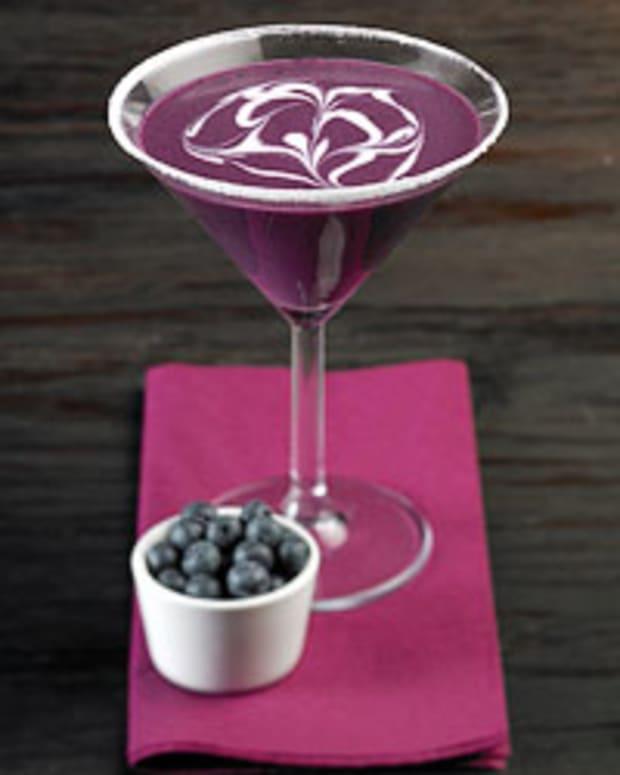 Wild Blueberry Daiquiri