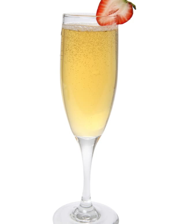 passion fruit wine sparkling cocktails