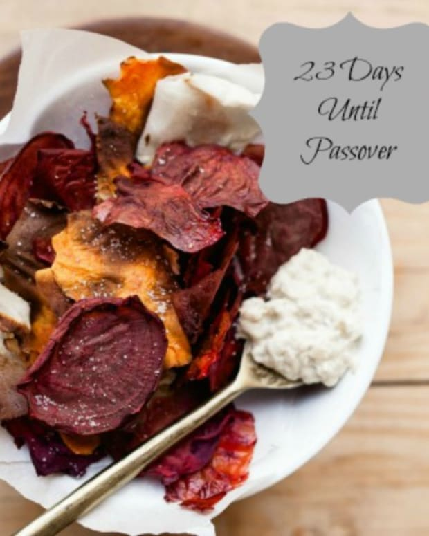 23 days until passover