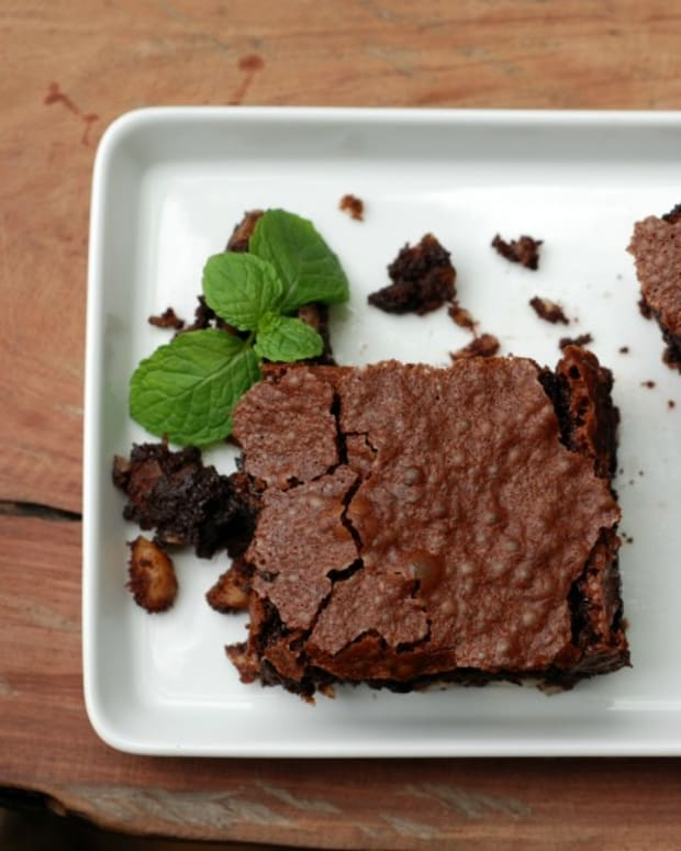 Non Dairy Brownies