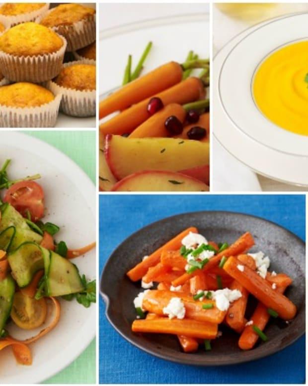 carrot recipes