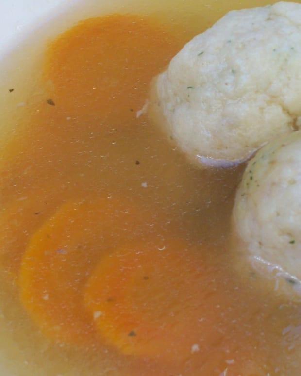 Chicken Soup – Pressure Cooker