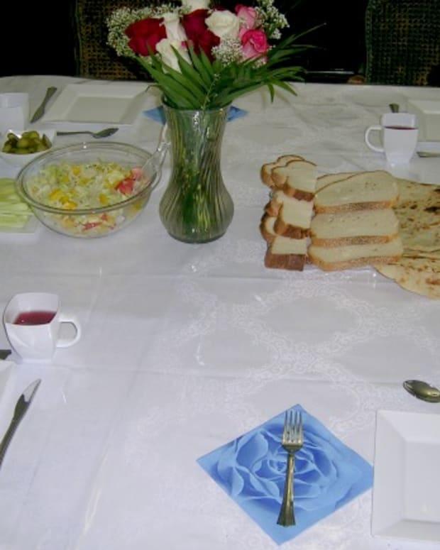 sandwiches for dinner