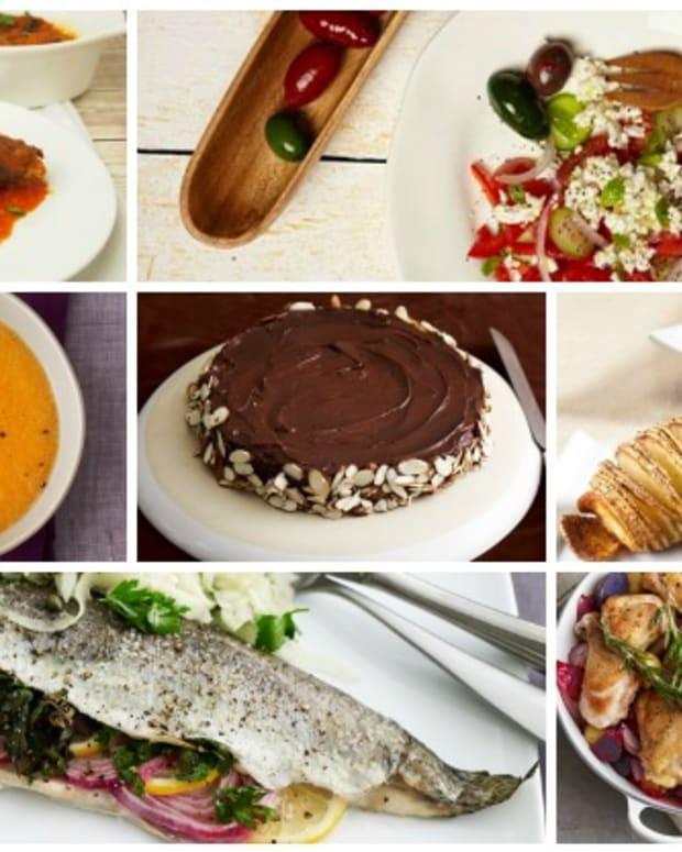 Kosher Passover Desserts