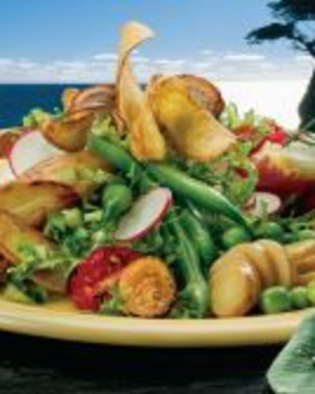 Idaho Fingerling Potato Salad