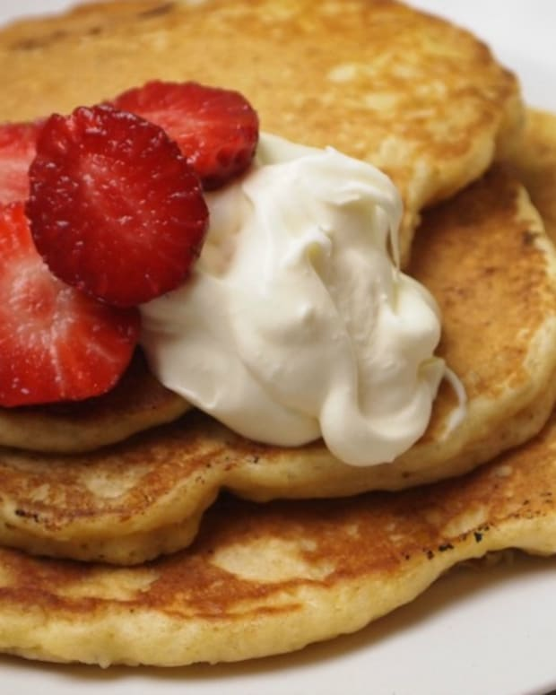 The Best Pancakes With a Secret Ingredient