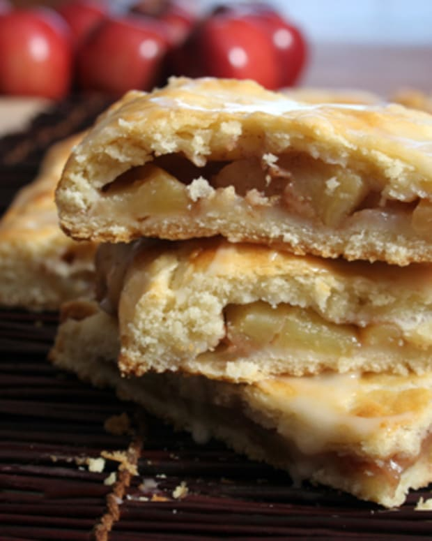 Sweet Apple Danish