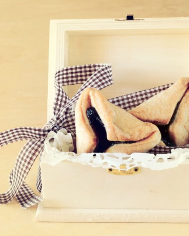 yeash hamantashen
