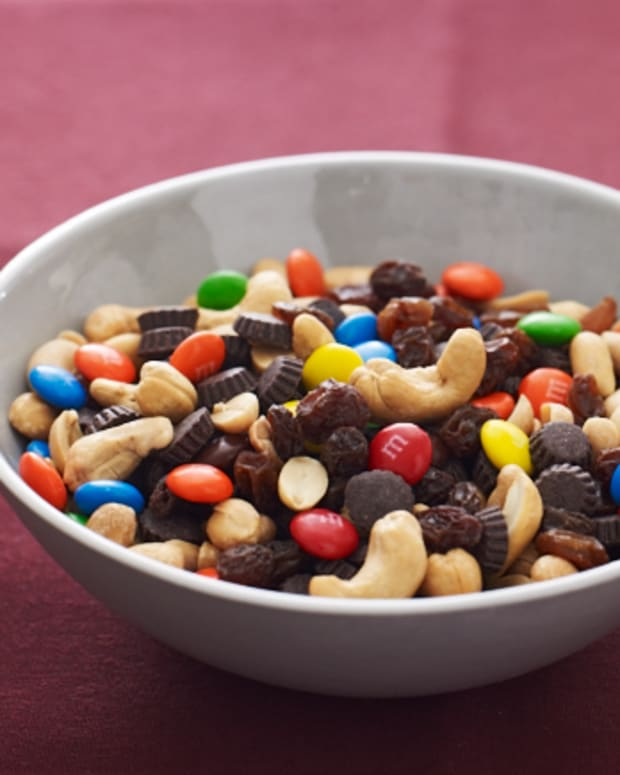 Sweet Trail  Mix