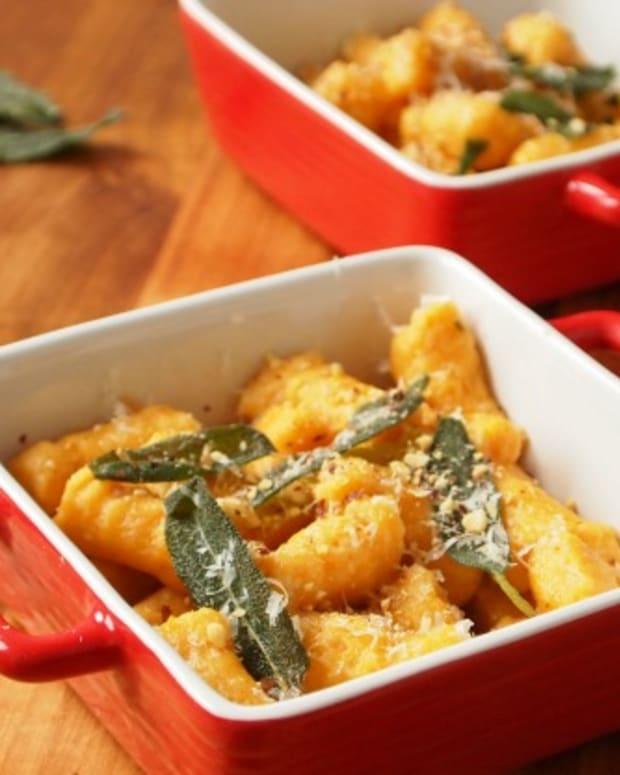 passover sweet potato gnocchi