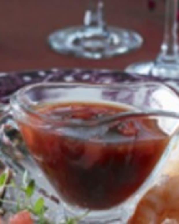 Watermelon Mignonette Sauce