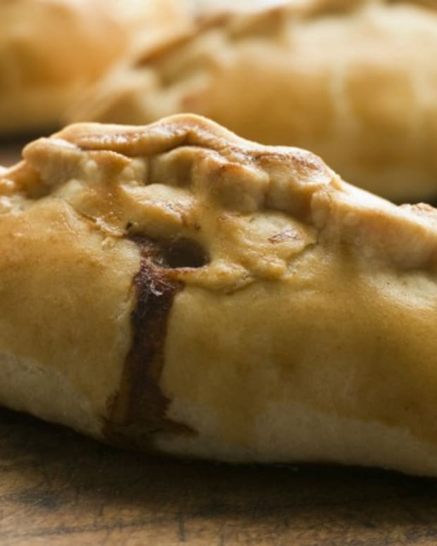 Cornish Pasty