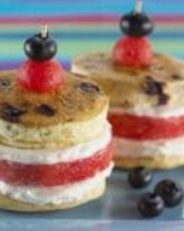 Watermelon Sandwich Cookies
