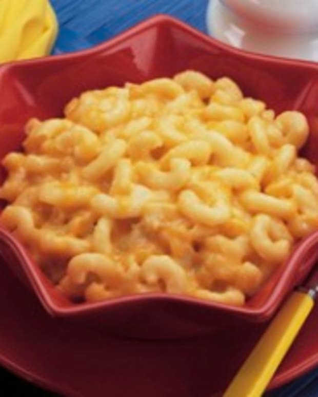 Marvelicious Mac and Cheese
