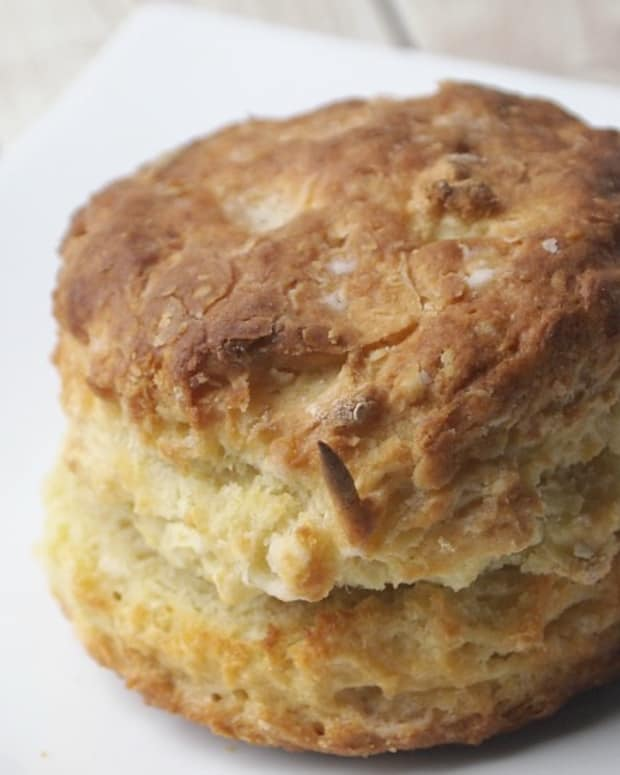 The Best Southern Style Biscuits Ever