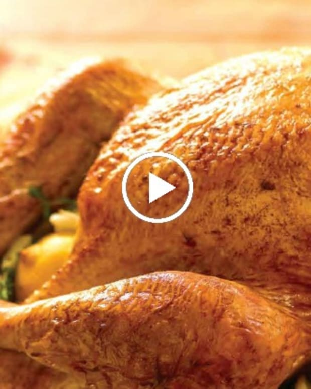 Roast Turkey video
