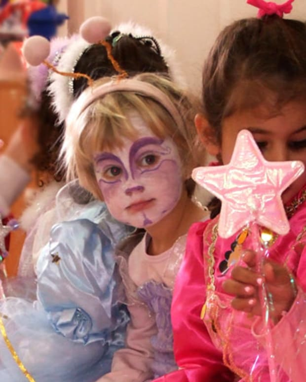 Memories of Purim Costumes Past
