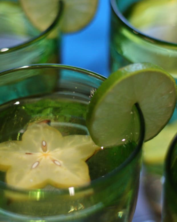 Refreshing Lime Syrup