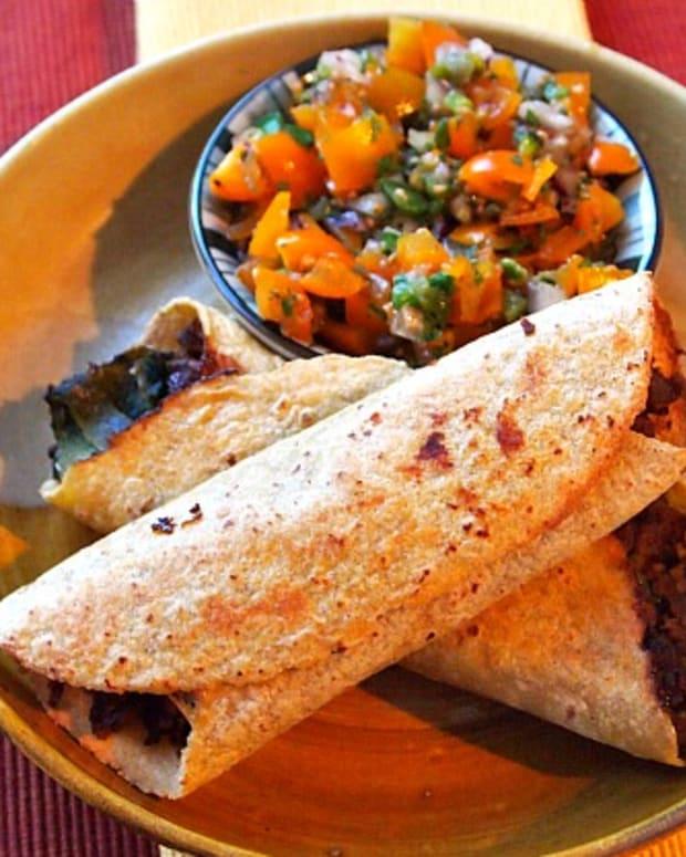 baked flatuas-taquitos