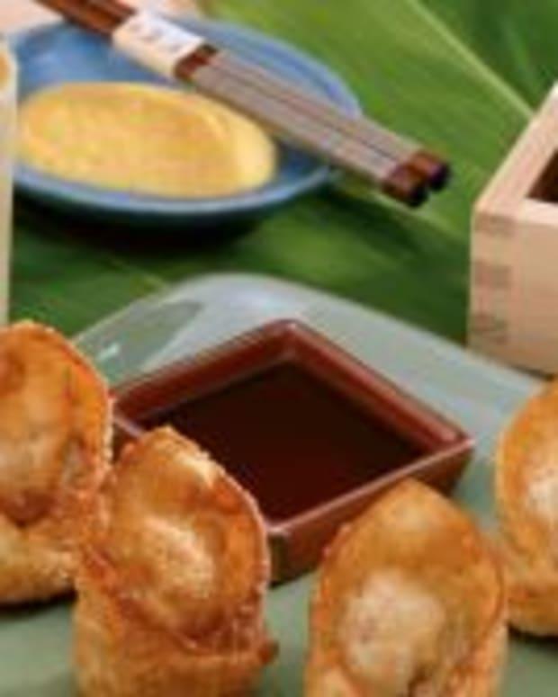 Idaho® Potato Wontons