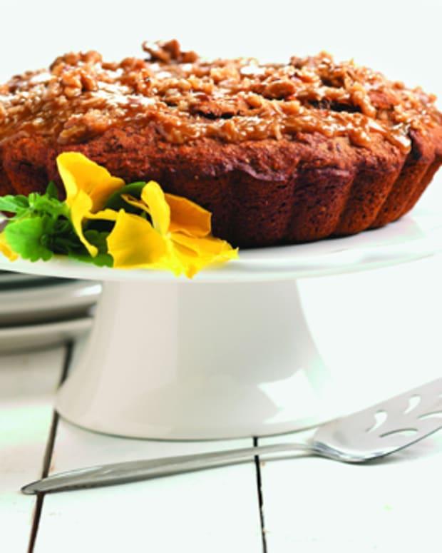 Prairie Spice Cake