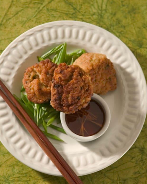 Korean Chicken Balls